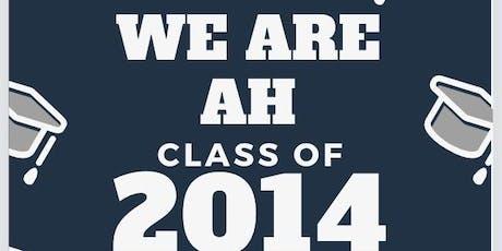 Abington Heights Class of 2014 5 Year Reunion tickets