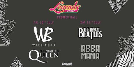 The Legends Festival  - Norfolk tickets