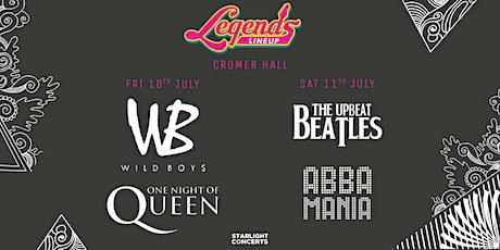 The Legends Festival  - Norfolk tickets