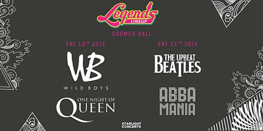 The Legends Festival  - Norfolk