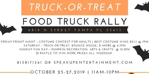 Halloween Costume Festival & Concert (Tampa, FL)