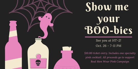 Show me your BOO-bies tickets