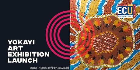 Yokayi Art Exhibition launch tickets