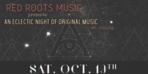Red Roots Music presents Sarah Lake, Jessica Cayne, Drew Dixon