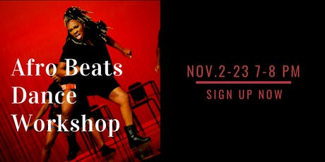 Afro Beats Dance Workshop tickets