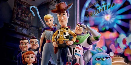 << Halloween Fun! >> Toy Story of Terror & Toy Story 4 tickets