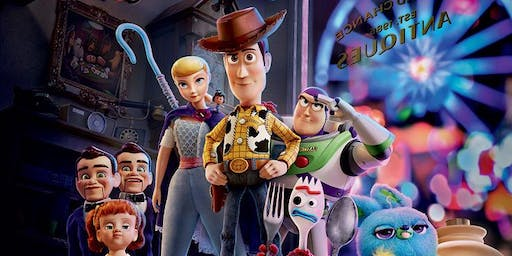 << Halloween Fun! >> Toy Story of Terror & Toy Story 4