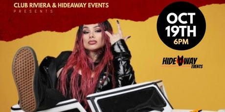Fright Night  Hosted  by Snow Tha Product @ Club Riveria // FRI OCT 19TH tickets