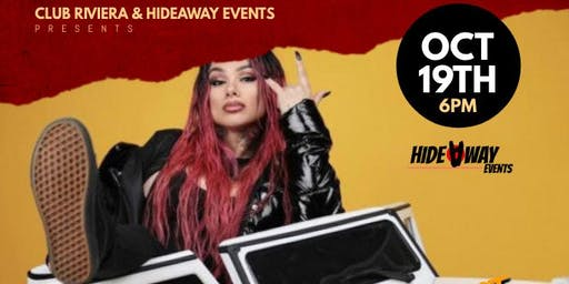Fright Night  Hosted  by Snow Tha Product @ Club Riveria // FRI OCT 19TH