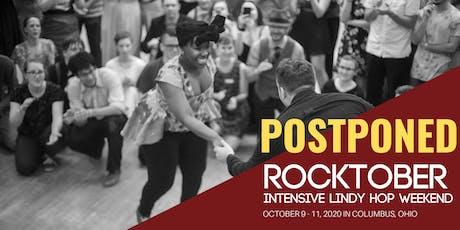 POSTPONED Rocktober Intensive Lindy Hop Weekend 2019 tickets