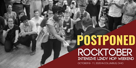 POSTPONED Rocktober Intensive Lindy Hop Weekend 2020 tickets