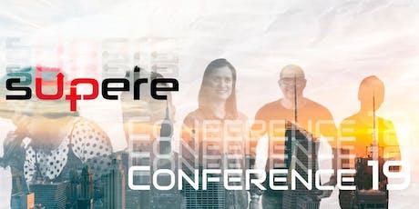 Supere Conference 2019 ingressos
