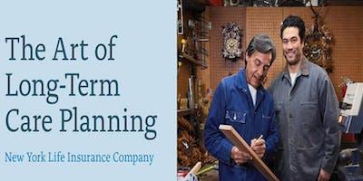 Shreveport Long-Term Care Insurance Sales Presentation