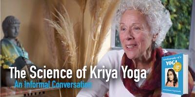 Satsang with Shanti :  Science of Kriya Yoga