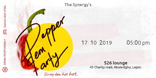 Synergy's Pepper Dem Party