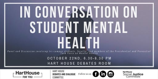 In Conversation on Student Mental Health