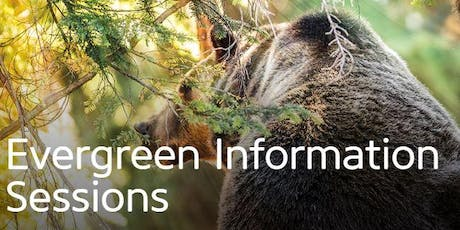 Evergreen Cruises & Tours Information Session tickets