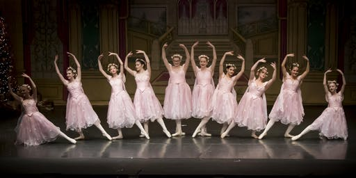The Nutcracker Ballet (Presented by Bravo! & Angie Hahn's Academy of Dance)