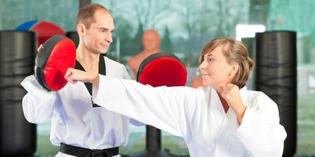 2019 Spring into Summer Series - Beginners Taekwondo (Adult/Teen) (Maidstone) - Thursdays 8-9pm tickets