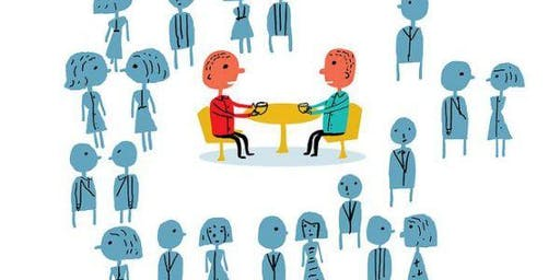 Speed Networking , Coffee, Donuts & Conversation Event