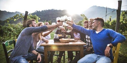 Kiama Coastal Gourmet Hike ~ Winery Lunch & Wine Tasting // Sat 18th Jan