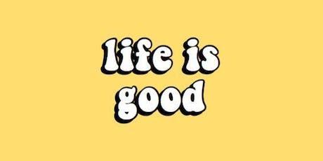 Ideal Life Sip & Social tickets