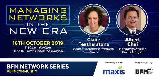 BFM Network Series: Managing Networks In The New Era