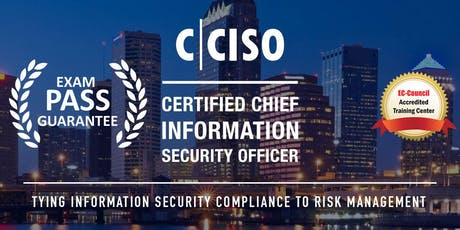 CERTIFIED CHIEF INFORMATION SECURITY OFFICER tickets