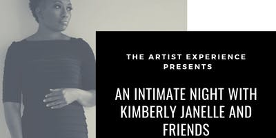 An Intimate Night With Kimberly Janelle and Friends