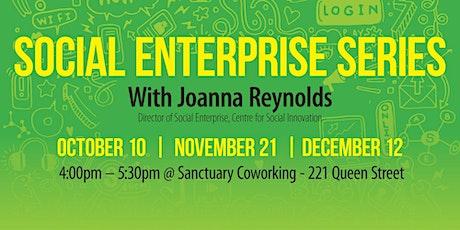 Opportunities for Social Enterprise tickets