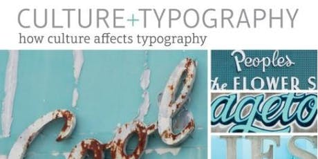 Culture + Typography with Nikki Villagomez tickets