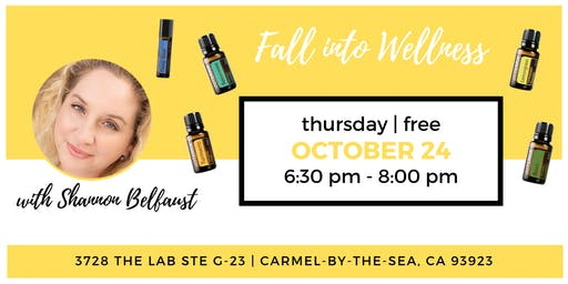 Fall into Wellness with Shannon Belfaust