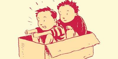 Thinking Outside the Box with Toys/Faire preuve de créativité avec les joue