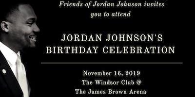 Jordan Johnson's Birthday Celebration