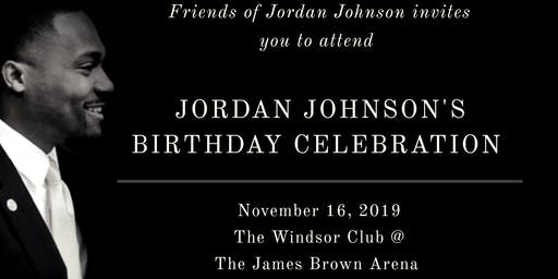 Jordan Johnson's Birthday Celebration