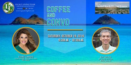 Coffee and Convo tickets