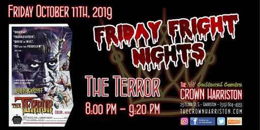 Friday Fright Nights: The Terror