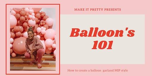 Balloons 101 - SYDNEY