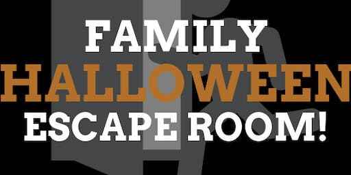 Family Halloween Escape Room