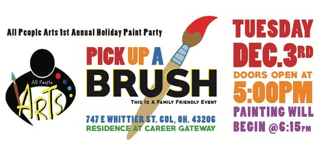 Pick Up A Brush tickets
