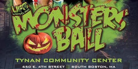 UFO Wrestling Monster Ball  tickets