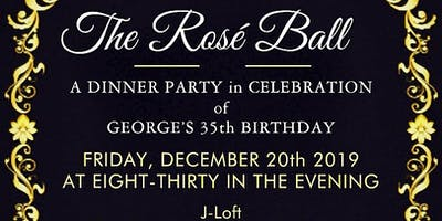 The Rosé Ball