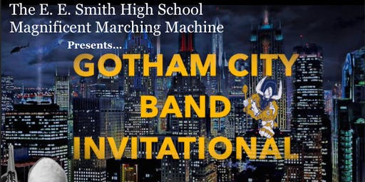 Gotham City Band Invitational 2019