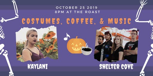 Costumes, Coffee, & Music