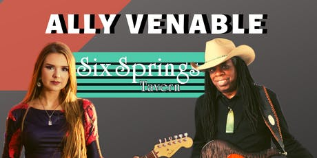 Ally Venable with Special Guest Larry Mitchell tickets
