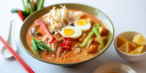 Free to Feed Laksa Night at Builders Arms Hotel
