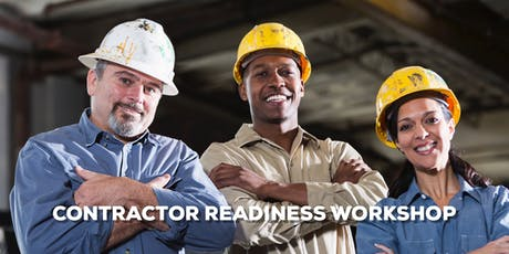 Contractor Readiness Workshop tickets