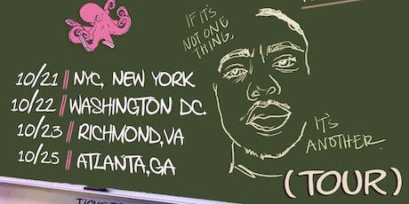 If It's Not One Thing, It's Another Tour: Washington D.C. tickets