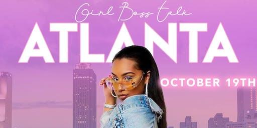 The Girl Boss Talk Tour Atlanta