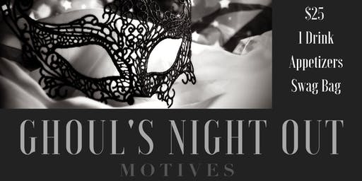 Ghoul's Night Out with Motives Cosmetics